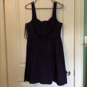 Purple Charlotte Russe dress